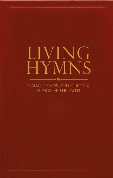 Less Than Perfect: Living Hymns Red