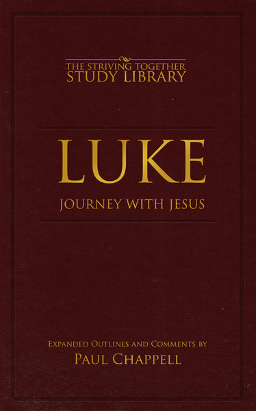 Luke: Journey with Jesus