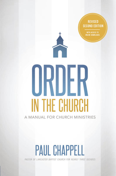 Order in the Church (Revised Second Edition)