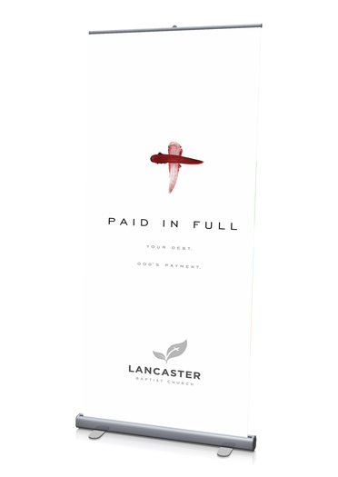 Paid in Full Banner