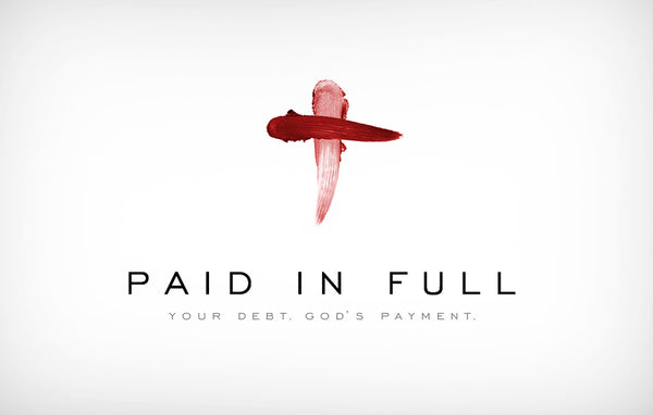 Paid in Full—Outreach Card