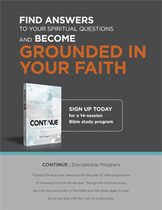 Continue Promotional Downloads