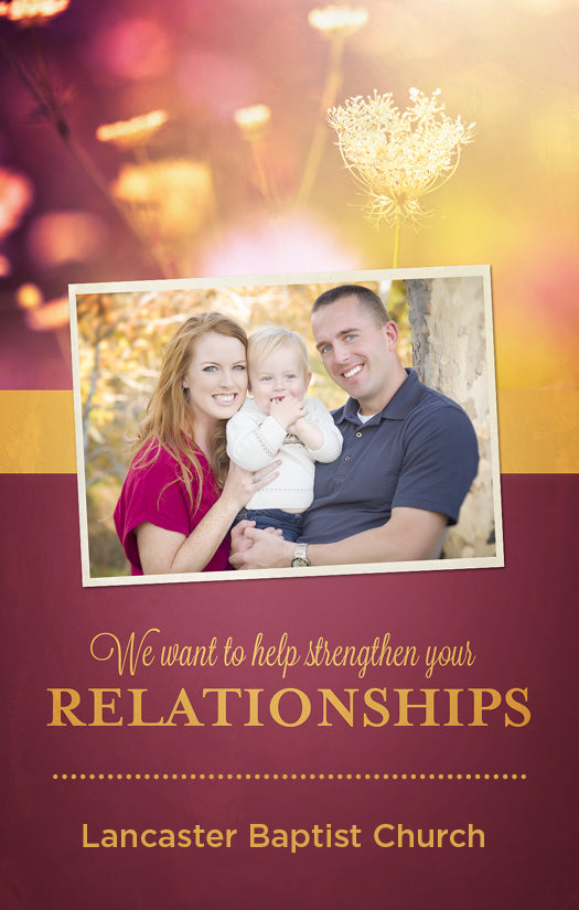 Relationships—Outreach Card