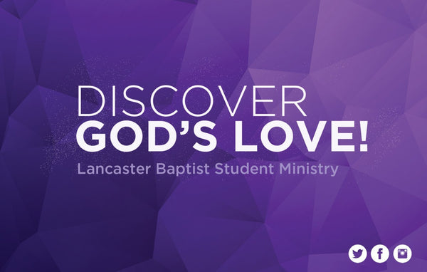 Geometric Student Ministries—Outreach Card