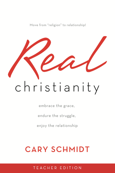 Real Christianity Teacher Edition Download