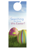 Searching for More this Easter—Door Hanger