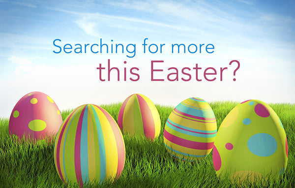 Searching for More this Easter—Outreach Card