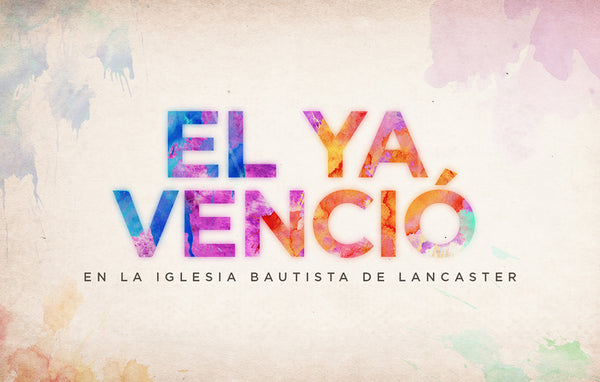 El ya Vencio—Outreach Card