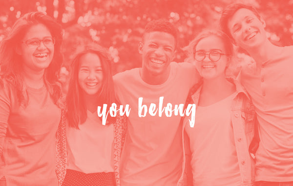 You Belong—Outreach Card