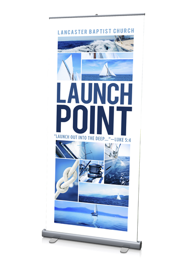 Launch Point Theme Banner