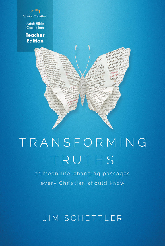 Transforming Truths Teacher Edition Download