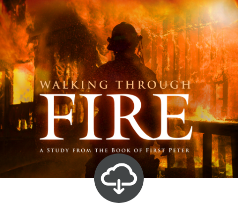 Walking Through Fire Student Download