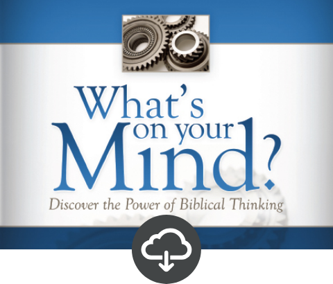 What's on Your Mind Student Download
