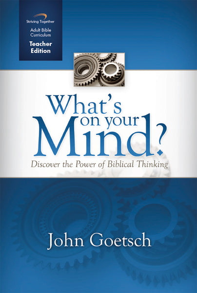 What's on Your Mind? Teacher Edition Download