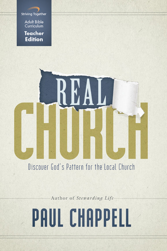 Real Church Teacher Edition Download