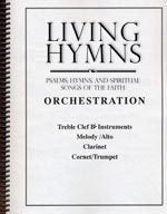 Living Hymns Orchestration: LH 12 B flat (Clarinet, Cornet/Trumpet)