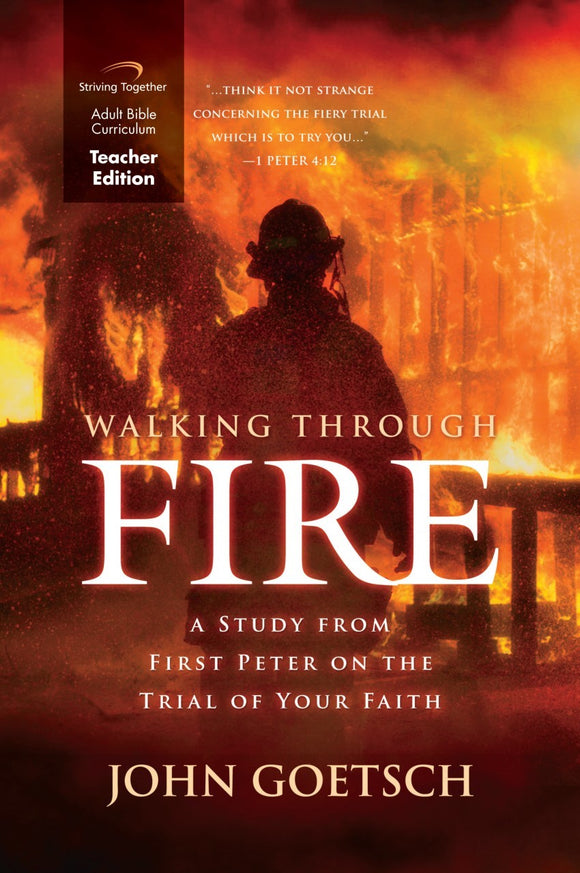 Walking Through Fire Teacher Edition Download