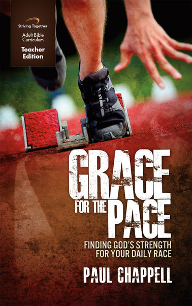 Grace for the Pace Teacher Edition Download