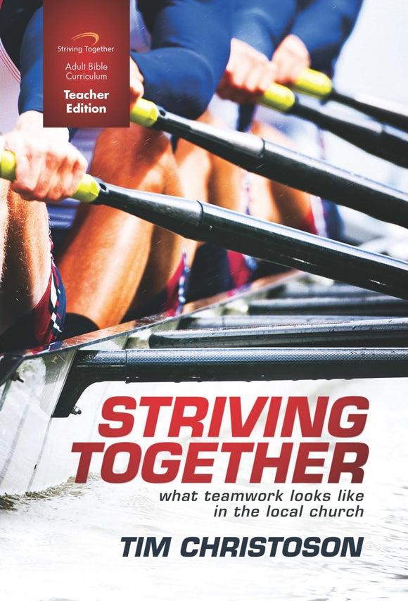 Striving Together Teacher Edition Download