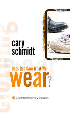 Does God Care What We Wear?
