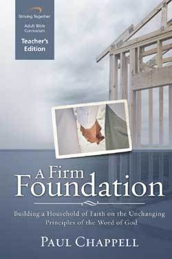 A Firm Foundation Teacher Edition Download