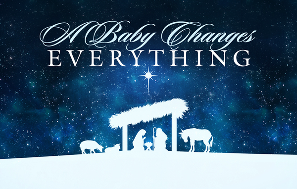 A Baby Changes Everything—Outreach Card