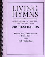Living Hymns Orchestration: LH18 C (Viola, Cello, Bass)