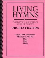 Living Hymns Orchestration: LH11  C (Flute, Oboe, Violin)