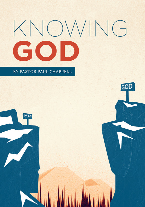 Knowing God Pre-Printed Gospel Tract