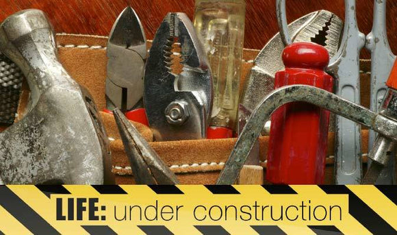 Under Construction—Gospel Tract