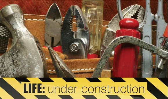 Under Construction Gospel—Gospel Tract