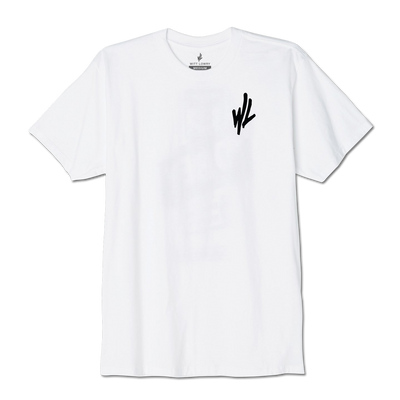 Brush Logo Tee