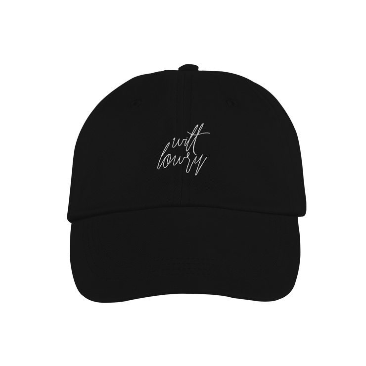 Scribble Logo Dad Hat