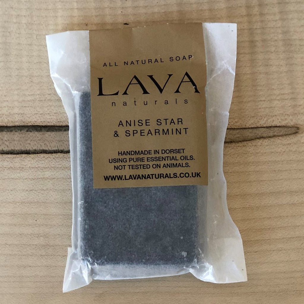 Lava Naturals Soap - Anise Star & Spearmint