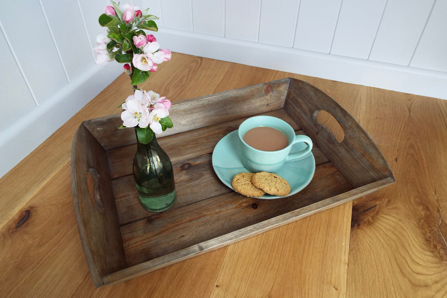 Aged Vintage Tray