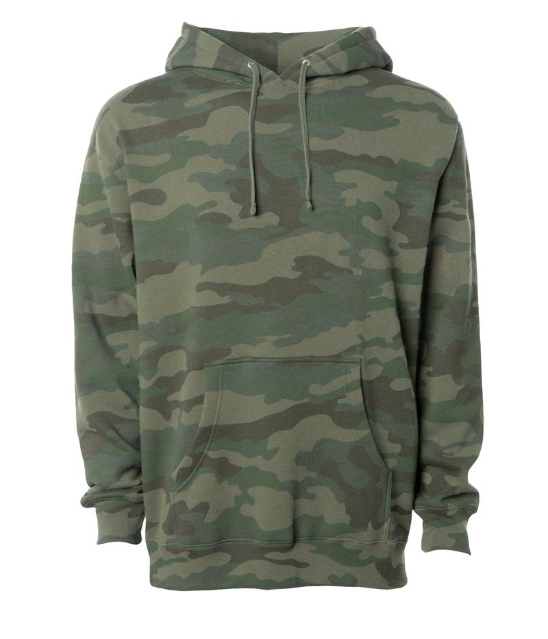 Cocoon Heavyweight Fleece Hoodie Pull Over