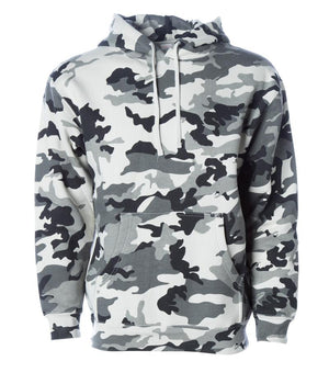 Cocoon Hoodie pullover camo hoodie snow