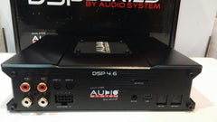 Audio system Germany dsp 4.6