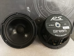 Rs-audio 165-steam -