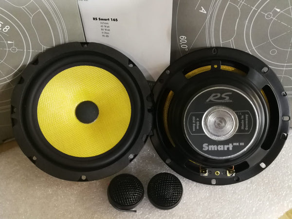 Rs-audio smart-165.2 -