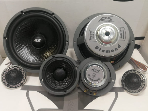 Rs-audio. Diamond-165.3