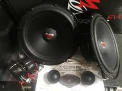 Audio System Germany	 X 200 EM EVO