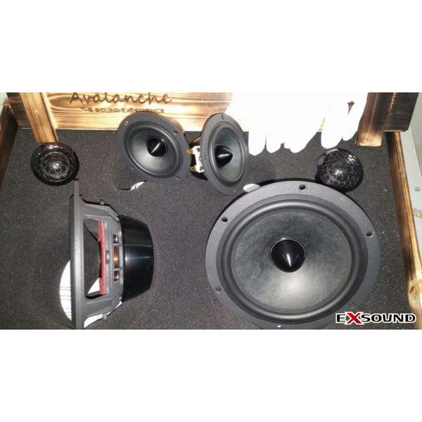 Audio System Germany AVALANCHE 165-3 -