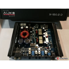 Audio System Germany  X-150.2D -