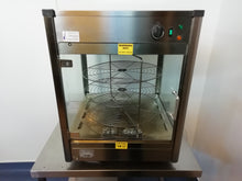 Load image into Gallery viewer, Lincat PM318 Upright Heated Merchandiser With Rotating Rack (Reconditioned)