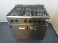 Load image into Gallery viewer, Parry P6BO 6 Burner Range (Reconditioned)