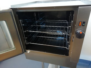 Lincat Silverlink 600 V6/FD Electric Fan Assisted Oven With Glass Door (Second Hand)