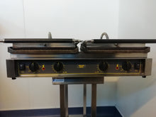 Load image into Gallery viewer, Roller Grill D' PANINI R Twin Contact Grill (Second Hand)