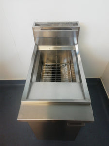 Blue Seal Cobra CF2 18 Ltr Single Tank Natural Gas Fryer (Second Hand)