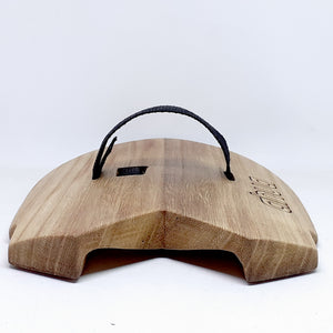 WOOD ULTRATWIN HANDBOARD